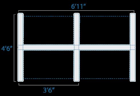 3x2 4 Group