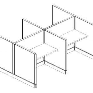 4x3x67h 4 B2b Ld