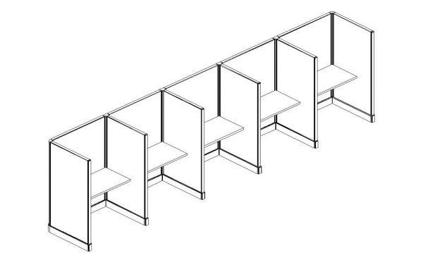 4x3x67h 5 Inline Ld