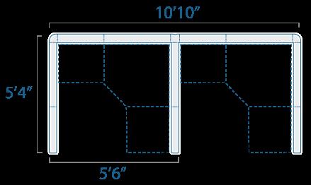 5x5 2 Cubes