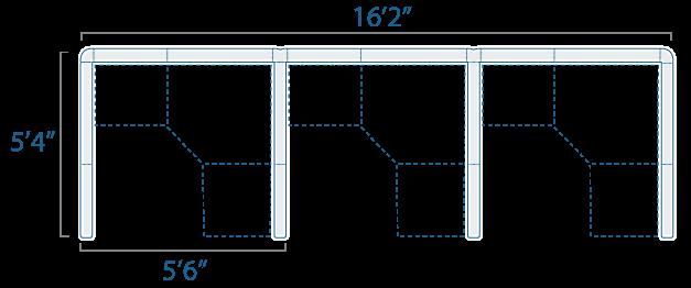 5x5 3 Cube