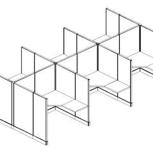 6x5x67h 6 B2b Ld