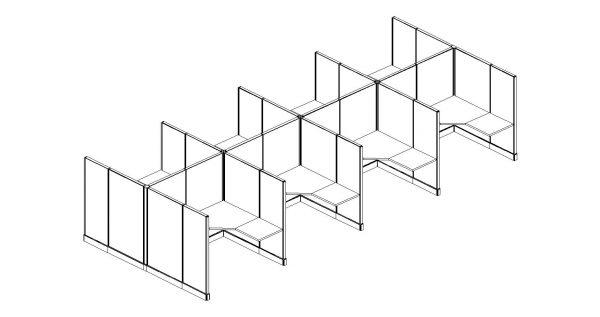 6x5x67h 8 B2b Ld