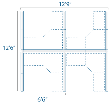6x6 4 Group