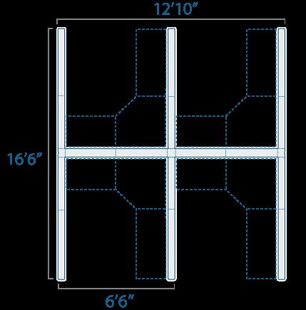 6x8 4 Group
