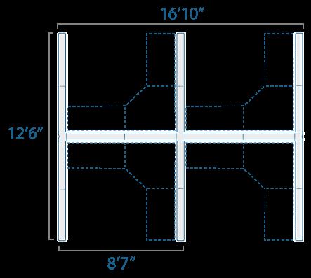 8x6 4 Group