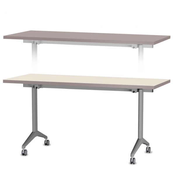 Mobius Portable Table Taupe Beige 82061.1427254968.1280.1280