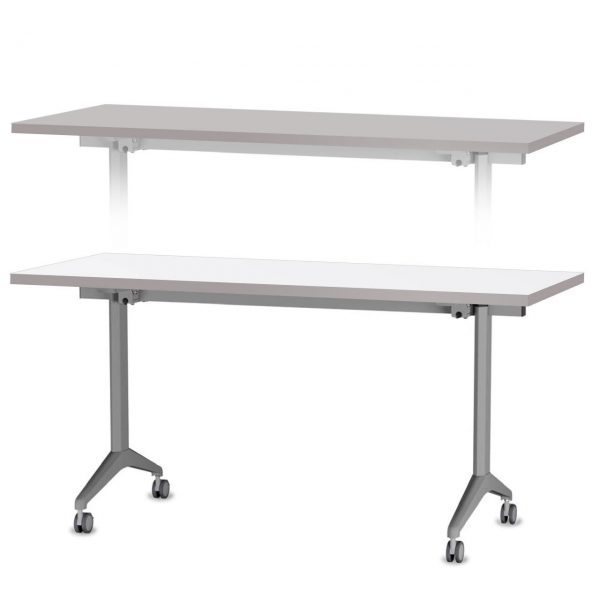 Mobius Portable Table White Gray 87754.1427254968.1280.1280